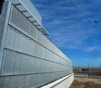 Blast-Safe® Jet-Blast and Perimeter Security Fencing