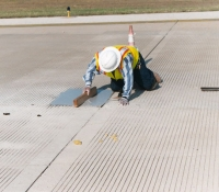 T-17 Fast Setting MMA Polymer Concrete Patching Material