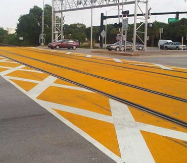 Color-Safe® Pavement Marking for Dynamic Envelope