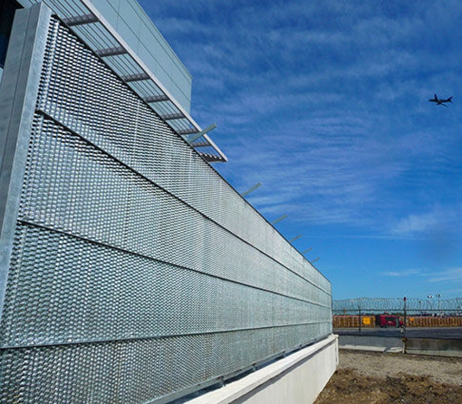 Jet Blast Fence Transpo Industries