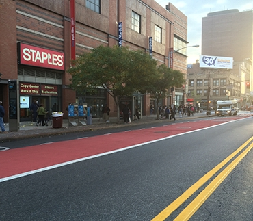 Color-Safe® Bus Lanes