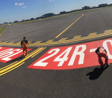Color-Safe® Durable Airfield Markings